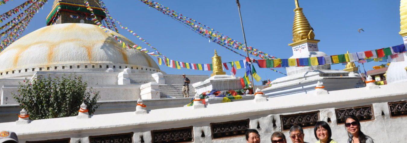 boudha stupa kathmandu tour
