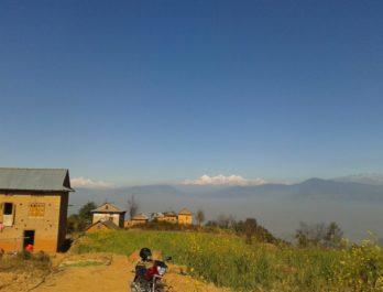 Hiking lakuri bhyanjyang