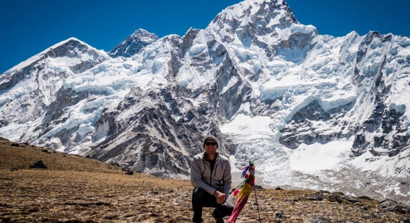 Everest Base Camp (Kalapatthar) Landing Heli Tour