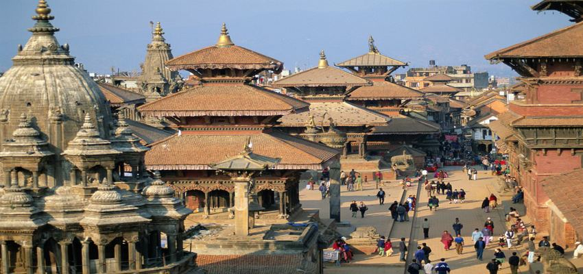Kathmandu Valley World Heritage Site (WHS) Seven Monuments and Buildings