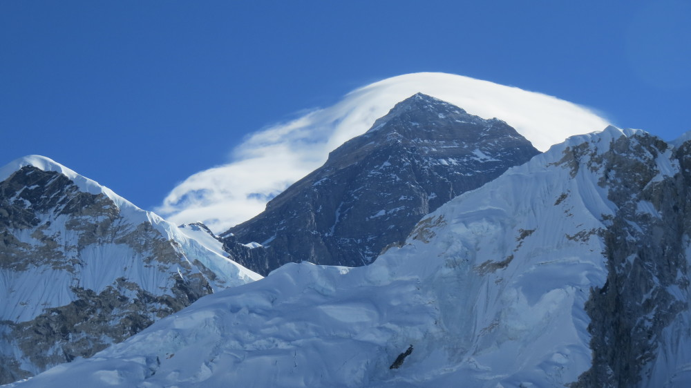 Mount Everest - base camp trek