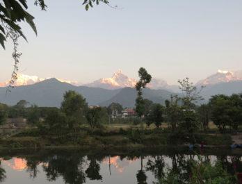 pokhara-machhapuchre-sunrise