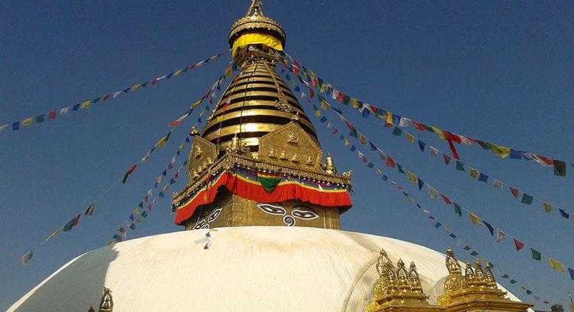 Swoyambhu Stupa, Monkey Temple Kathmandu Tour