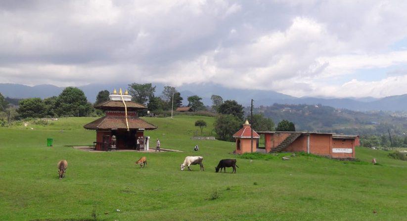 Khokana- Taudaha flat hike