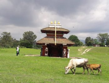 Khokana- Taudaha flat hike3