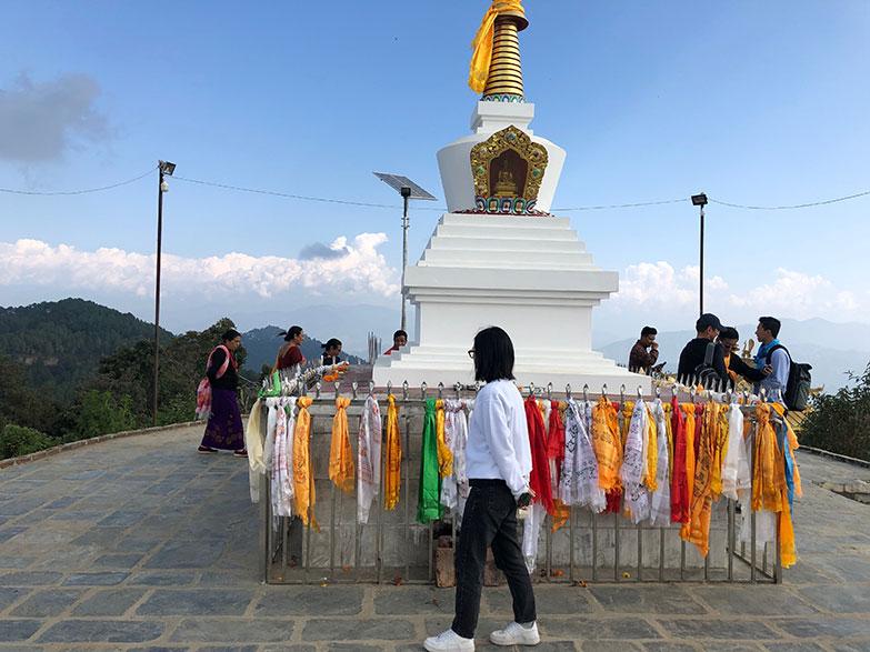 Namo Buddha, Panauti