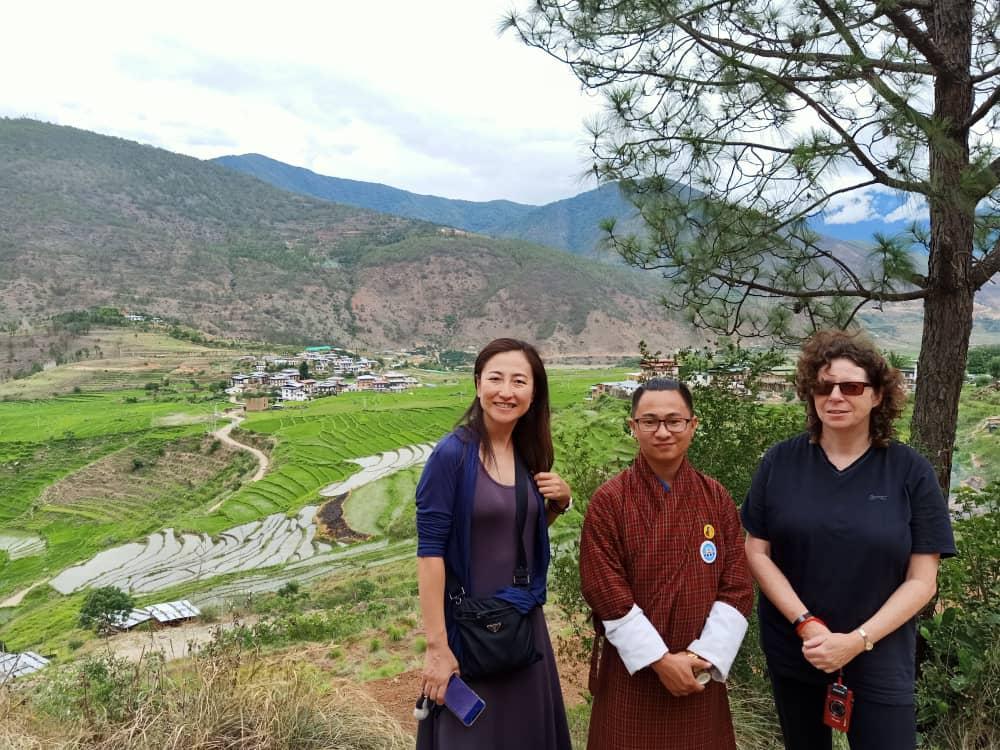 nepal and bhutan trip
