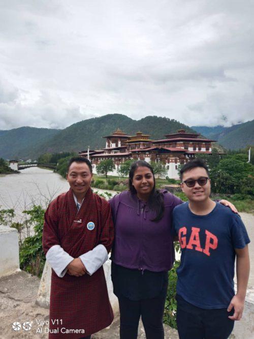 Bhutan and Nepal tour by Sheldon